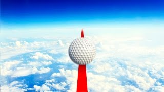 WORLD'S HARDEST GOLF TRICKSHOTS! (Golf Games)