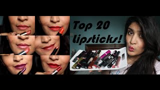 Top 20 Drugstore Lipstick Shades for All Types of Indian Skin Tone