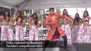 SHIAMAK Vancouver Dance Team - Bollywood Medley at India Live (SAFA)