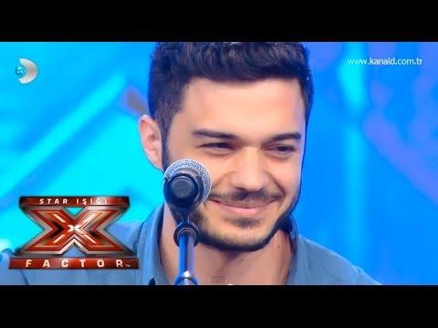 İlyas Yalçıntaş İncir Performansı X Factor Star Işığı