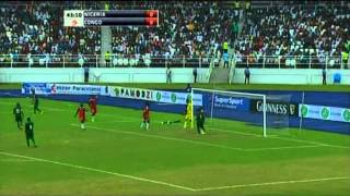 Usman Mohammed Nr 10 Shirt for - Nigeria U23 2 vs Congo U23 1. 19/07/2015