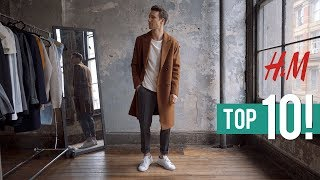MY TOP TEN H M PIECES FOR THIS FALL/WINTER