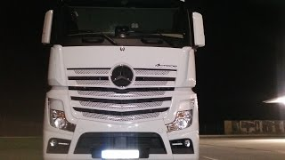 Brand NEW Mercedes ACTROS 2017