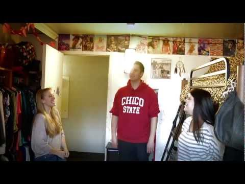 Walking Through Chico State Episode 1 Whitney Hall Educational Video
