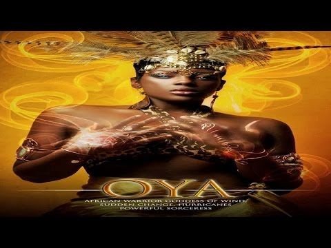 OYA SPIRIT DANCE FOR WEALTH AND ABUNDANCE