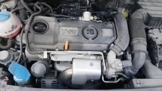 1.4 TSI tiz motor sesi