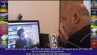 Debatte mit Mufti Mubasir
