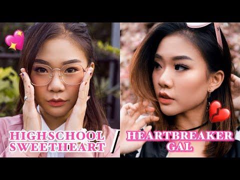 Xxx Mp4 Highschool Sweetheart OR Heartbreaker Gal • Makeup By QUERRAMELLCA 3gp Sex