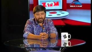 imayam tv zoom in nayandhara  new film talk  17 03 2015