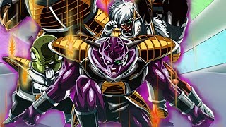 GINYU FORCE RULES! GINYU FORCE RULES! LR Ginyu Leader Showcase! DBZ Dokkan Battle!