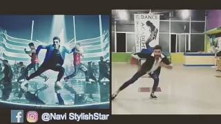 APPU DANCE FULL Dance VIDEO|| RAJAKUMARA ||REPLICATED BY NAVI STYLISHSTAR