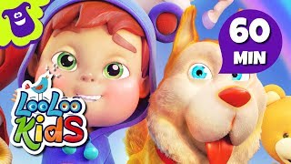 Bingo - Beautiful Nursery Rhymes for Children from Hello Mr. Freckles | LooLoo Kids