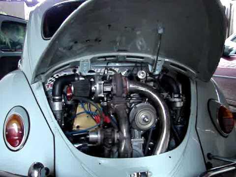 Ligando Fusca turbo