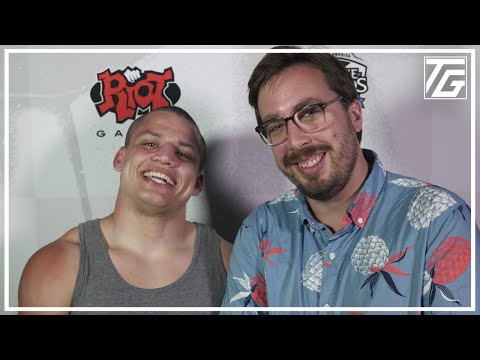 Xxx Mp4 Tyler1 INTERVIEW When He S JOINING LCS His Favorite Pro And More 3gp Sex