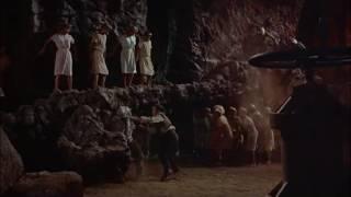 The Time Machine (1960) Morlock Fight
