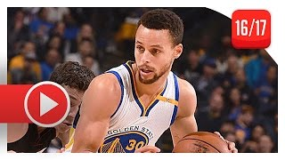 Stephen Curry Full Highlights vs Heat (2017.01.10) - 24 Pts, 9 Ast, 8 Reb