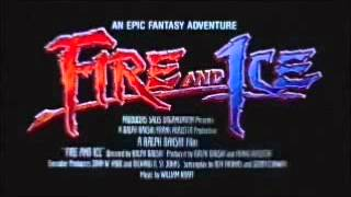 Trailer Fire and Ice