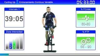 David Aguado - 12ª Clase Virtual - Entrenamiento Continuo Variable