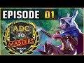 ADC TO MASTERS BEGINS! IS THIS MY SEASON? ADC To Masters Season 8 - Ep 1