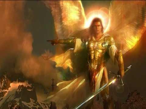 Decreto Miguel Arcangel para cancelación de implantes resets y experiencias ajenas a la luz