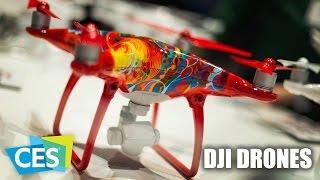 CES 2017: DJI Drones