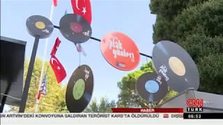 2. Kadıköy Plak Günleri - CNN Türk
