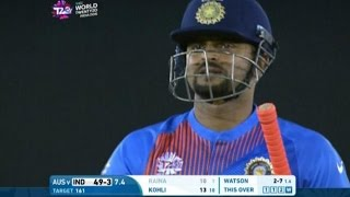 India vs Australia T20 world cup 2016 match highlights india win by 6 wickets