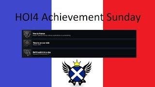HOI4 Achievement Sunday - Viva La France Finale