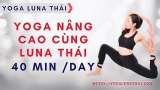 HOT HOT : Cùng tập lớp yoga nâng cao do Cô Gái Vàng Yoga VN trực tiếp dạy