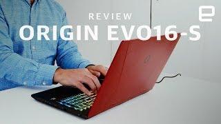 Origin EVO-16S Review: More screen, more performance