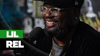 Lil Rel On 'Get Out', Kanye West & Says LeBron James Is NOT The GOAT
