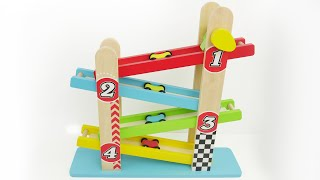 Learning Video for Preschool Kids to Learn Colors, Sorting, Counting with Best Car Toys!
