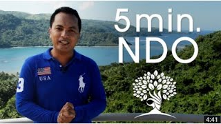5 Minutes NDO by Big Tree ( AIM GLOBAL )