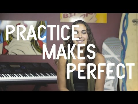 Practice Makes Perfect - How to Make a Lip-Sync Music Video