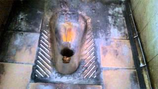 Женский туалет.Жд вокзал город Горячий Ключ