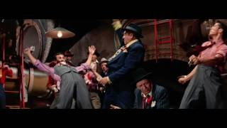 Guys and Dolls 1955 Gamble dance
