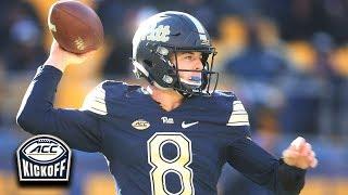 Pitt Thrilled With Kenny Pickett