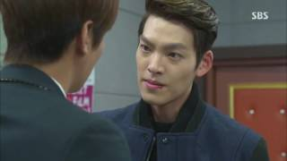 The Heirs Eng Sub Ep 14 Young do locks Eun sang with him Part 2