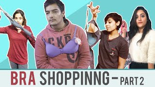 BRA SHOPPING Part 2 | Funny Video | AASHIV MIDHA