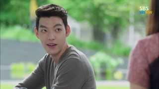 SBS [상속자들] - 라헬(김지원)과 영도(김우빈)의 기싸움, 영도1승