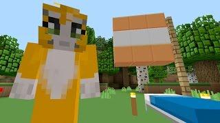Minecraft Xbox - Creative Challenge - Part 1