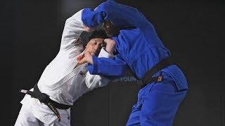 Creating space with kumi kata | Korean Judo