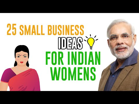 25 Best Small Business Ideas for Womens in INDIA