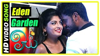 Oyee Tamil Movie Scenes | Eden Garden song | Geethan asked to come home | Papri | Arjunan