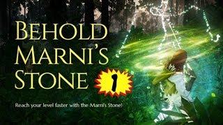 Marni's Stone EXP - Part 1 - lvl 57 and lvl 61.