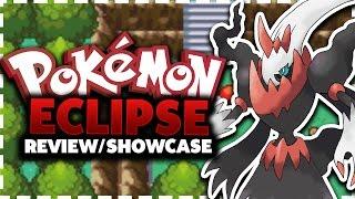 Pokemon Eclipse - Pokemon Rom Hack Review/Showcase