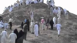 Nabi Booti leaves from Medina Mount Uhud for pregnancy
