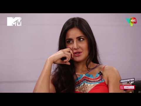 OMG! Katrina Kaif Just Rolled Her Eyes At Ranbir Kapoor on OnePlus MTV Insider 2: Jagga Jasoos