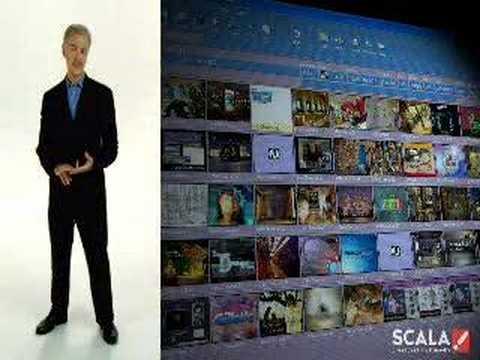 Scala InfoChannel 5 Launch Video
