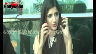 Interview of Harshvardhan Rane & Mawra Hocane for the film 'Sanam Teri Kasam'